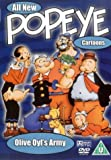 Popeye - All New Cartoons - Olive Oyl's Army