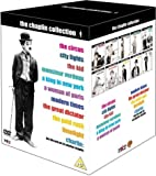 Charlie Chaplin Complete Box Set