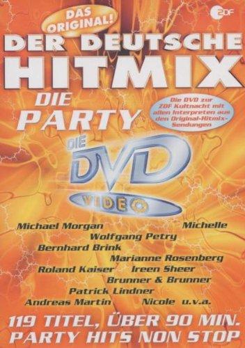 Der deutsche Hitmix - Die Party: Die DVD