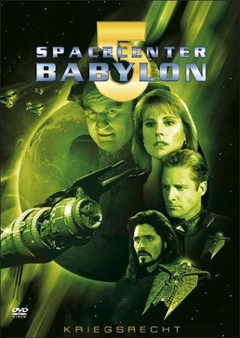 Spacecenter Babylon 5 Staffel 3 - Box Set (6 DVDs)