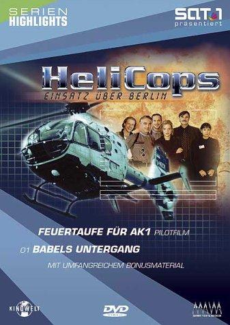 Helicops - Einsatz über Berlin 01: Babels Untergang