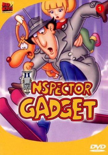 Inspector Gadget , Teil 1, Episoden 01-03