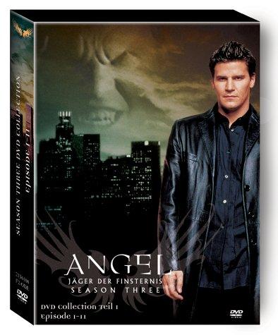 Angel - Jäger der Finsternis: Season 3.1 Collection