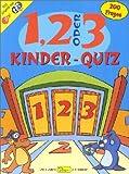 Kinder - Quiz, Der TV-Renner für schlaue Kids mit 200 Fragen und Hintergrund-Informationen