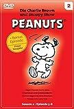Vol. 2 - Die Charlie Brown & Snoopy Show, Season 1, Episode 5-8
