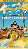 Bathtime Scramble!