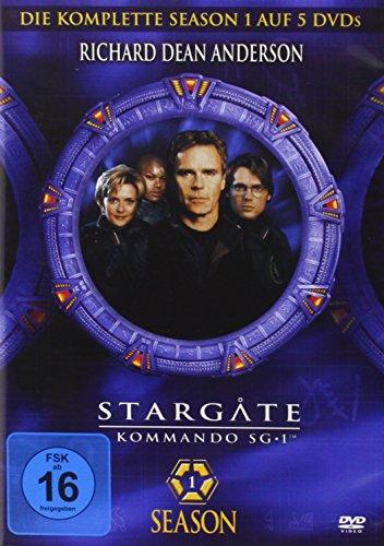 Stargate Kommando SG 1 - Season 1 Box (5 DVDs)