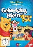 Winnie Puuh - Geburtstag feiern mit Winnie Puuh (inkl. 8 Spiele)