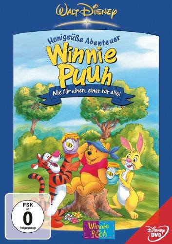 Winnie Puuh Honigsüße Abenteuer 1: Alle für einen, einer für alle