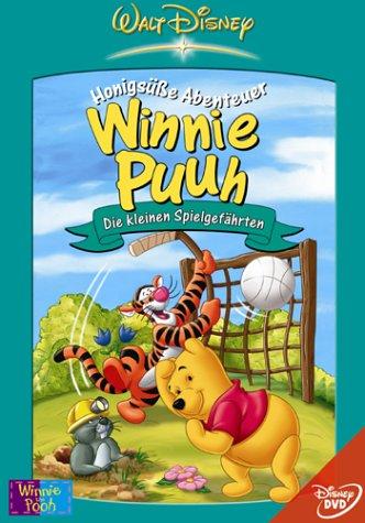 Winnie Puuh Honigsüße Abenteuer 4: Die kleinen Spielgefährten