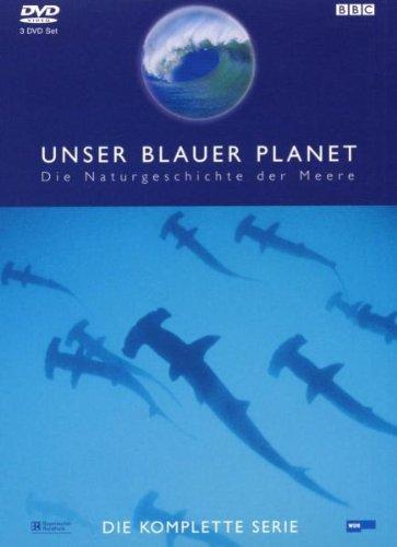 Unser blauer Planet Die Naturgeschichte der Meere (3 DVDs)