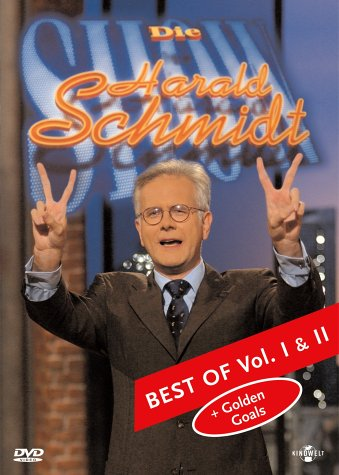 Die Harald Schmidt Show Best of Vol. 1 & 2 + Golden Goals