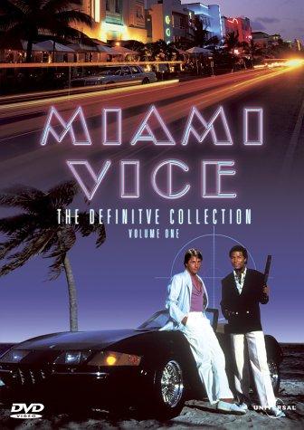 Miami Vice 2 DVDs