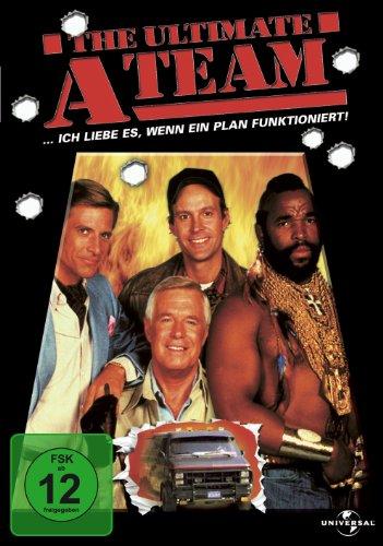 Das A-Team 2 DVDs