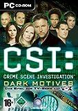 CSI - Dark Motives (für PC)