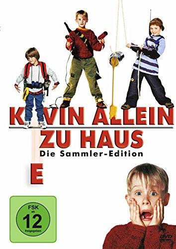 Kevin allein zu Haus Die Sammler-Edition (4 DVDs)