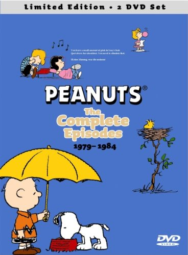 Die Peanuts DVD-Box 5 (Vol.9 & Vol.10) - Complete Episodes (1979-1984) (Limited Edition, 2 DVDs)