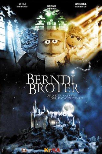 Bernd das Brot Berndi Broter und der Kasten der Katastrophen