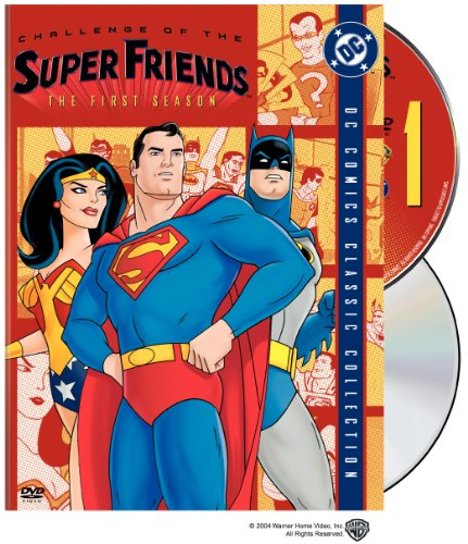 Challenge of the Super Friends: