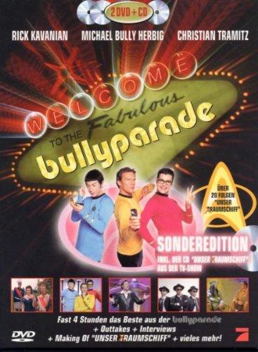 Bullyparade (2 DVDs) + CD Unser Traumschiff 2 DVDs + CD Unser Traumschiff