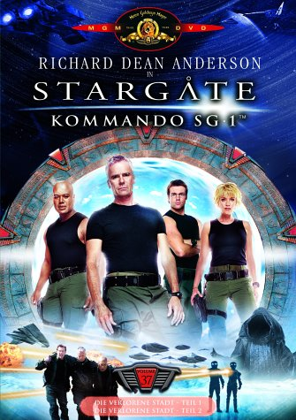 Stargate Kommando SG-1, DVD 37