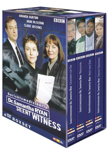 Silent Witness (Gerichtsmedizinerin Dr. Samantha Ryan) Staffel  1 (4 DVDs)