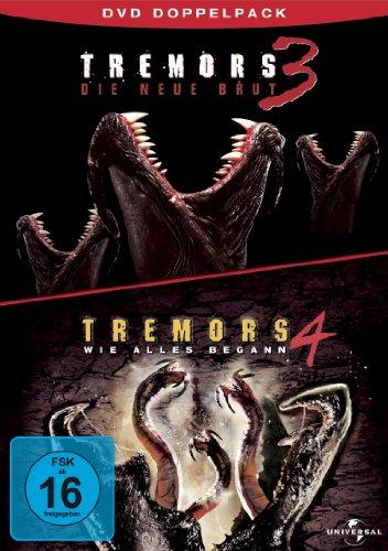 Tremors 3 + 4