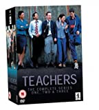Teachers - Series 1, 2 And 3