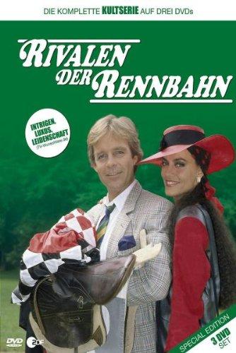 Rivalen der Rennbahn Collector's Box (3 DVDs)