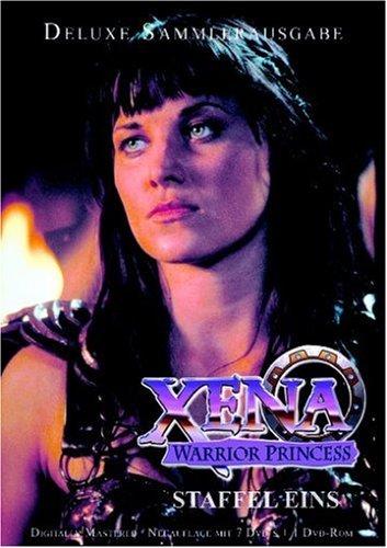 Xena Warrior Princess - Staffel 1 (7 DVDs)