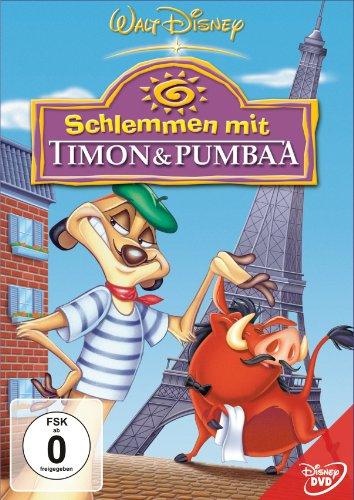 Schlemmen mit Timon & Pumbaa