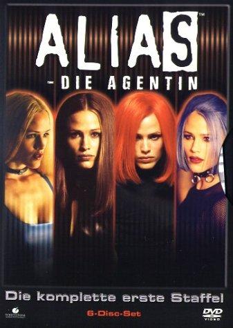 Alias - Die Agentin Staffel 1 (6 DVDs)