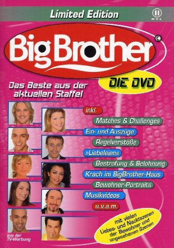Big Brother Die DVD (Limited Edition)