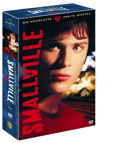 Smallville Staffel  2 (6 DVDs)