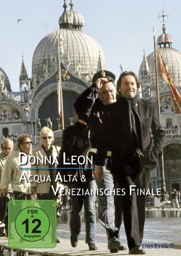 Donna Leon: Acqua Alta/Venezianisches Finale