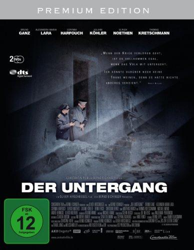 Der Untergang Premium Edition, 2 DVDs
