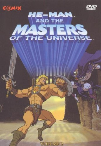He-Man and the Masters of the Universe, Vol. 2