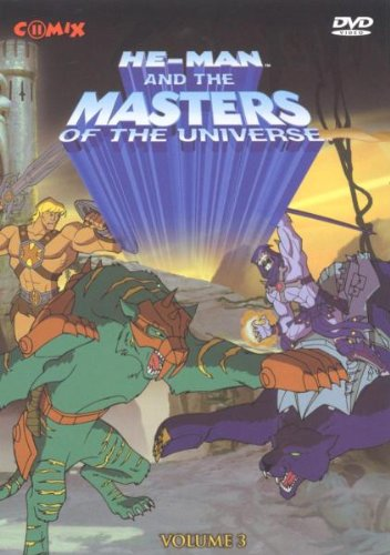 He-Man and the Masters of the Universe,
