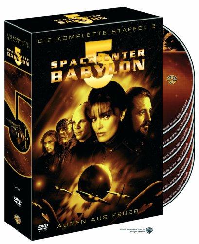 Spacecenter Babylon 5 Staffel 5 - Box Set (6 DVDs)