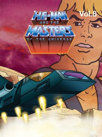 He-Man And The Masters Of The Universe Vol. 8