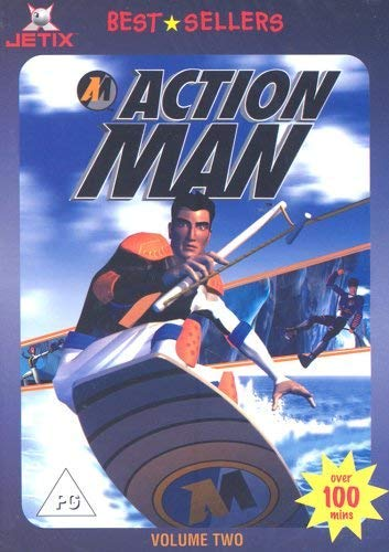 Action Man, Vol. 1, Episoden 01-09