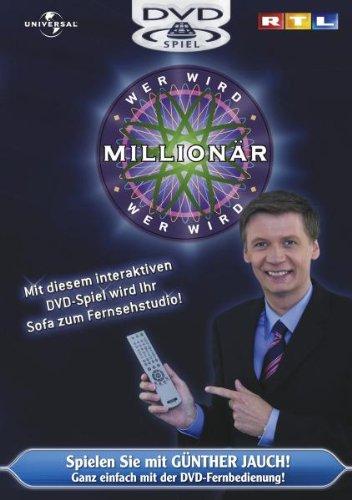 Wer wird Millionär DVD-Spiel