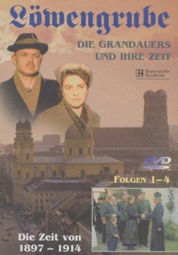 Löwengrube, Die Grandauers und ihre Zeit - Die komplette Serie (8 DVDs)