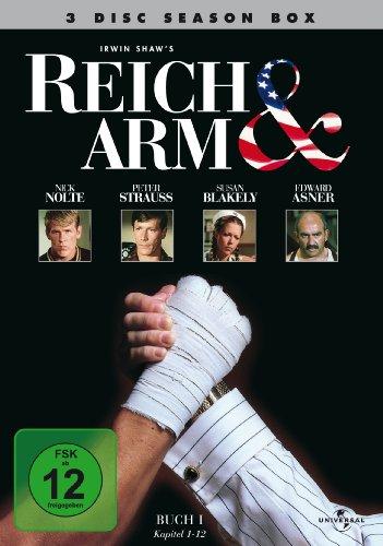 Reich & Arm Buch 1 (3 DVDs)