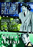 3 Dick Tracy Films Of The SIlver Screen - Dick Tracy's Dilemma / Dick Tracy Meets Gruesome / Dick Tracy Vs Cueball