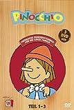TV-Kult: Pinocchio - Teil 1-3 (3 DVDs)