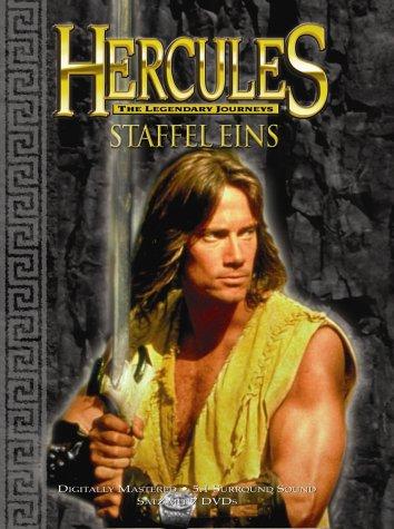 Hercules Staffel 1 (7 DVDs)