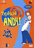 Typisch Andy - 2. Staffel, Vol. 1, Episoden 01-03