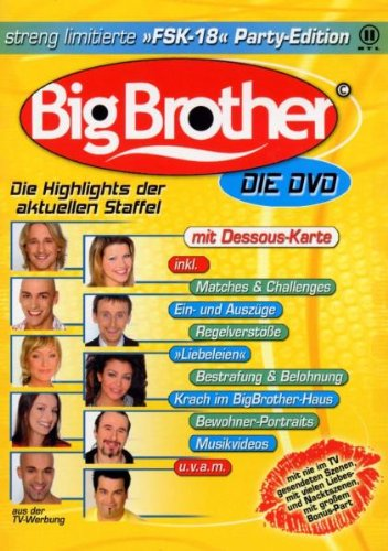 Big Brother Die DVD (Limited Party-Edition)