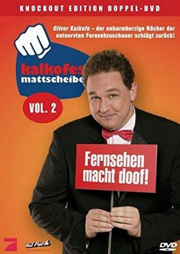 Kalkofes Mattscheibe Vol. 2 (2 DVDs)